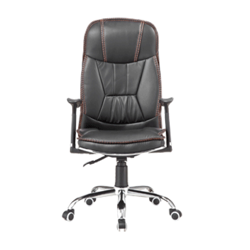 Deluxe Leather Boss Office Chair Image 8