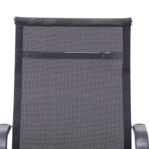 Modern Cantilever Mesh Chair Image 12