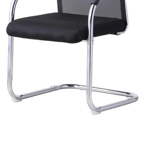 Modern Cantilever Mesh Chair Image 13