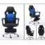 Racing Style Reclining Chair with Lumbar Cushion Image 2