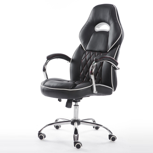 Ergonomic High Back Racing Chair Image 1