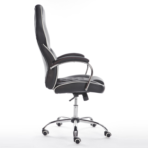 Ergonomic High Back Racing Chair Image 3
