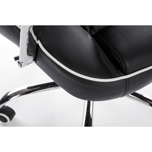 Ergonomic High Back Racing Chair Image 5