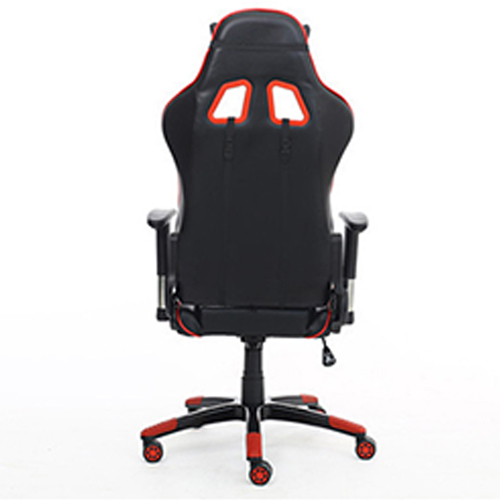 Executive Leather Racer Gaming With Lumbar Pillow Image 11