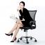 Comfort Ergonomic Mesh Chair Image 1