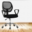 Sara Mesh Fabric Office Chair With Arms Image 1