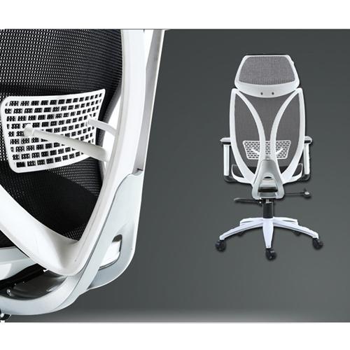 Ergonomic Lumbar Office Chair Image 5