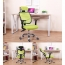 Sleek Ergonomic Mesh Chair With Headrest Image 9