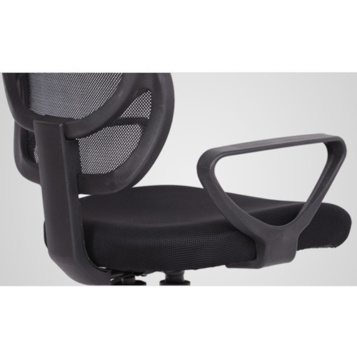 Smart Steel Fixed Mesh Office Chair Image 10