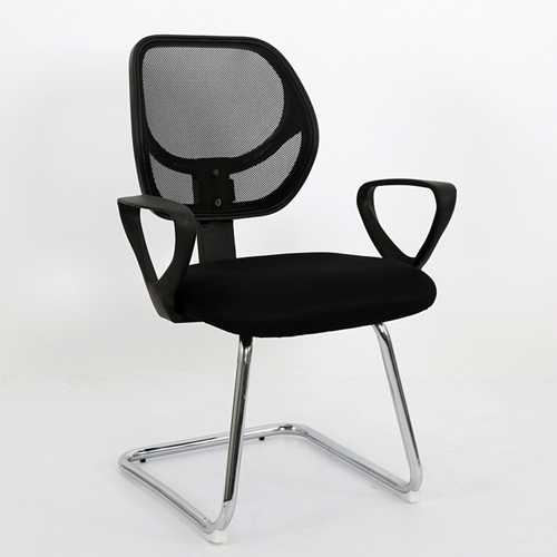 Smart Steel Fixed Mesh Office Chair Image 1