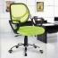 Smart Steel Fixed Mesh Office Chair