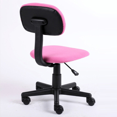 Steno Swivel Armless Chair Image 3