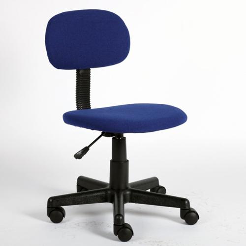 Steno Swivel Armless Chair Image 5
