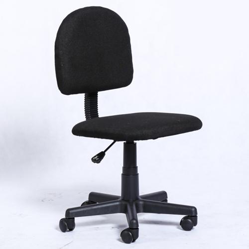 Steno Swivel Armless Chair Image 6