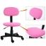Steno Swivel Armless Chair Image 8