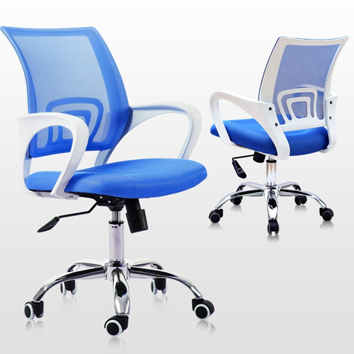 Modern Breathable Mesh Office Chair Image 1