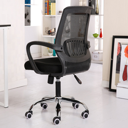 Modern Breathable Mesh Office Chair Image 3