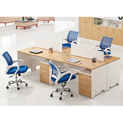 Modern Breathable Mesh Office Chair Image 4