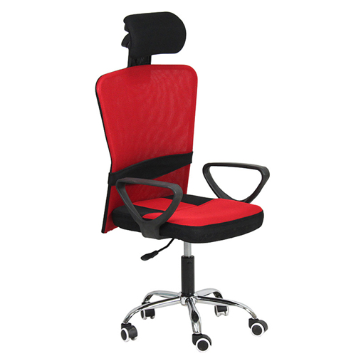 Breathable Mesh Office Rolling Chair Image 1