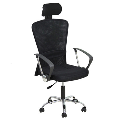 Breathable Mesh Office Rolling Chair Image 2