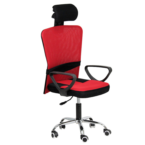 Competitive Office Rolling Chair With Headrest