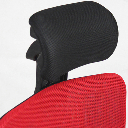Competitive Office Rolling Chair With Headrest Image 7