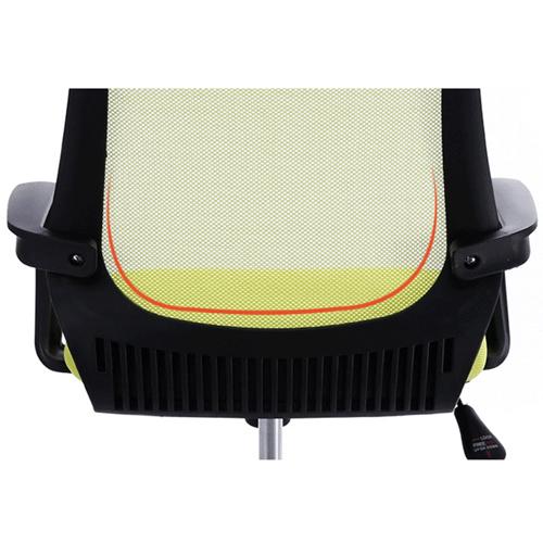 Musix Mesh Swivel Chair Image 13
