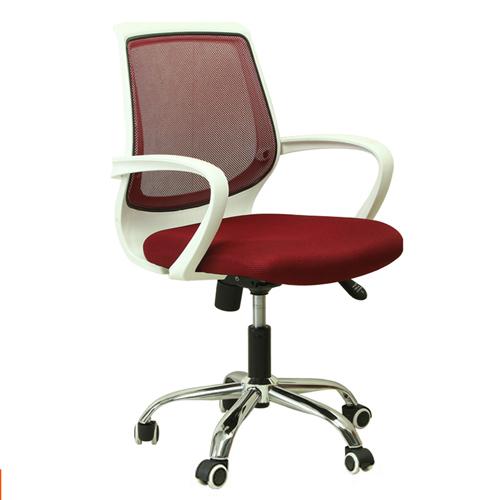 Musix Mesh Swivel Chair Image 4