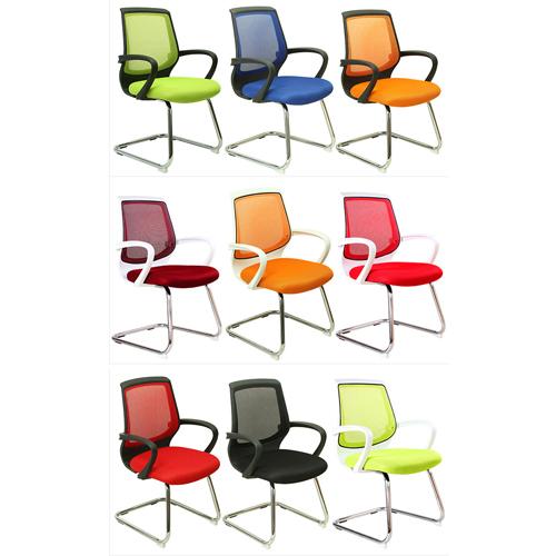 Musix Mesh Swivel Chair Image 7