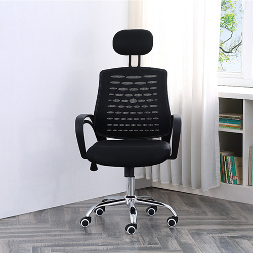 Ergonomic Mesh Office Chair With Headrest Image 11