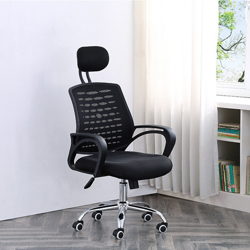 Ergonomic Mesh Office Chair With Headrest Image 12