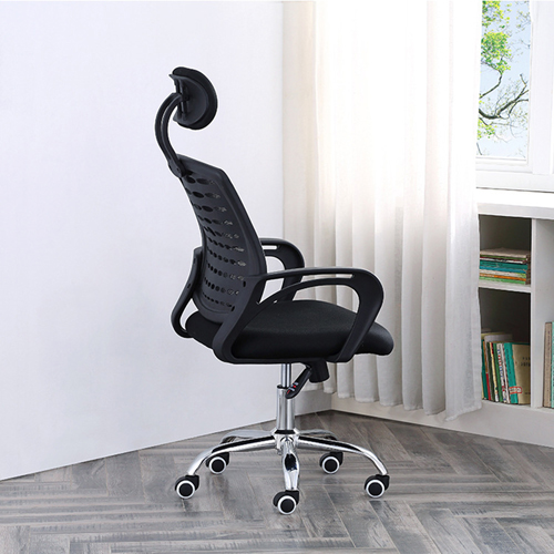 Ergonomic Mesh Office Chair With Headrest Image 14