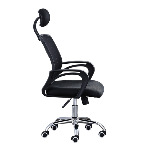 Ergonomic Mesh Office Chair With Headrest Image 15
