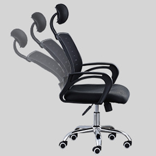 Ergonomic Mesh Office Chair With Headrest Image 16