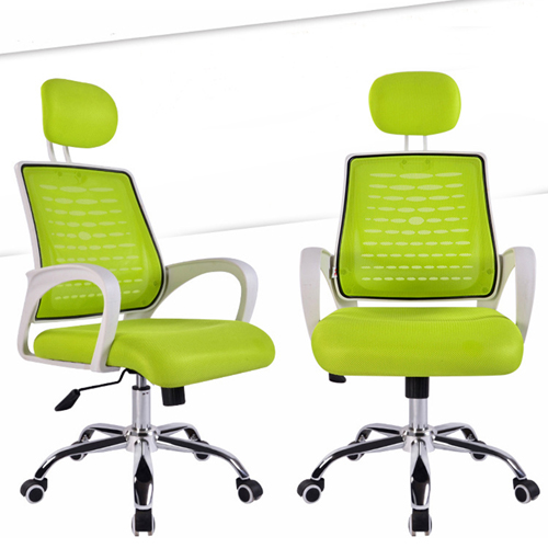 Ergonomic Mesh Office Chair With Headrest Image 17