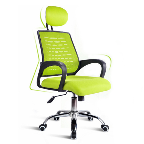 Ergonomic Mesh Office Chair With Headrest Image 18