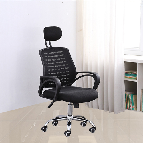 Ergonomic Mesh Office Chair With Headrest Image 6