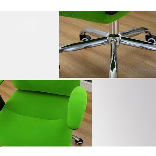 Reclining Sofa Chair With Footrest Image 12