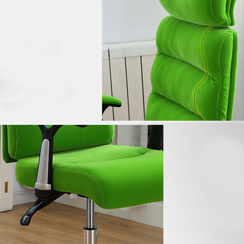 Reclining Sofa Chair With Footrest Image 13