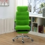 Reclining Sofa Chair With Footrest Image 1