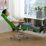 Reclining Sofa Chair With Footrest Image 4