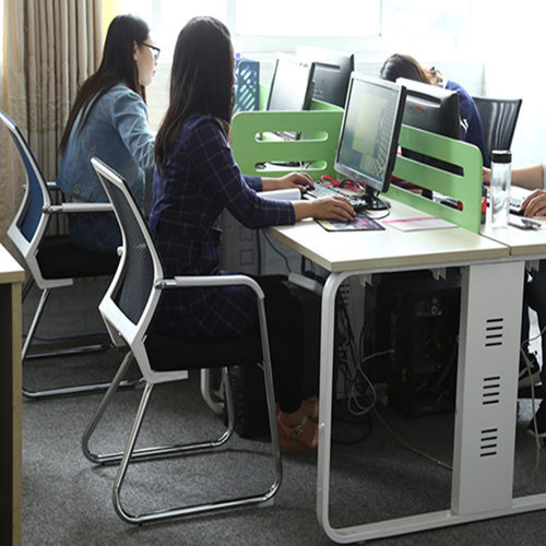 Deuk Mesh Back Office Chair Image 9