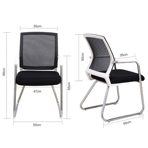 Deuk Mesh Back Office Chair Image 25