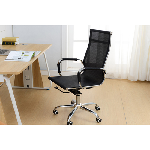 Ripple Leather Office Chair Image 13