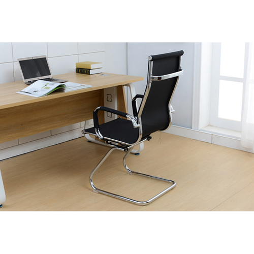 Ripple Leather Office Chair Image 14