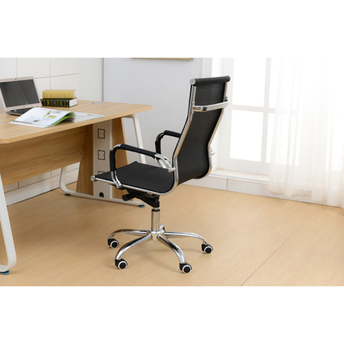 Ripple Leather Office Chair Image 15