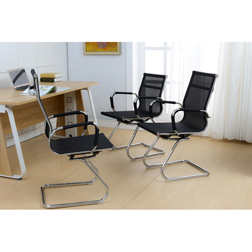 Ripple Leather Office Chair Image 16