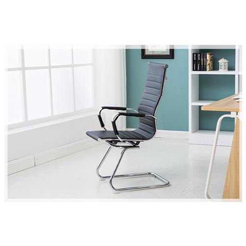 Ripple Leather Office Chair Image 17
