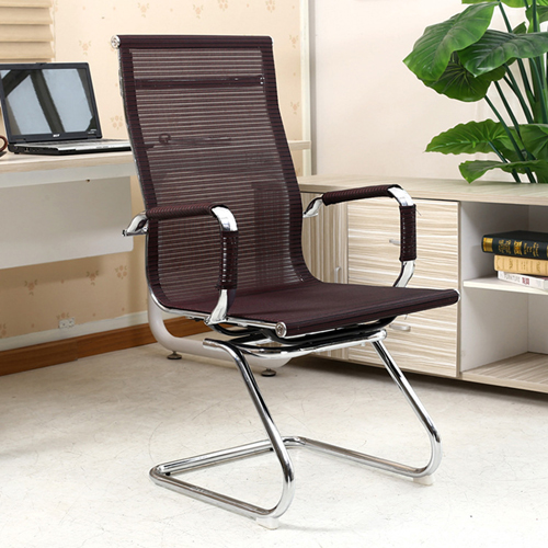 Ripple Leather Office Chair Image 2