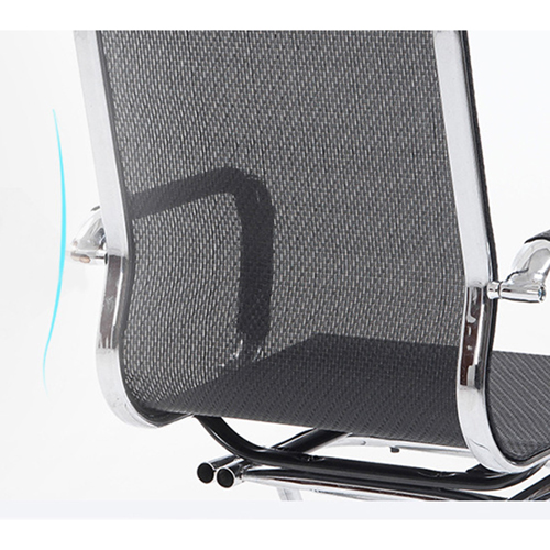 Ripple Leather Office Chair Image 32